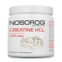 Nosorog creatine HCL (120 капсул)