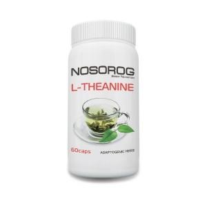 NOSOROG L-Theanine 60 сaps