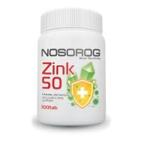 NOSOROG Zinc Citrate 50 100 tablets