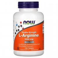 NOW Arginine 1000 mg 120 tabs