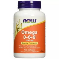 NOW omega 3-6-9