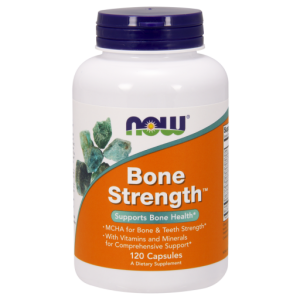 NOW Bone Strength 120 капсул