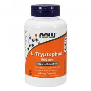 Now Food L Tryptophan 500 мг (60 veg caps)