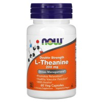NOW L-Theanine 100 mg 90 caps