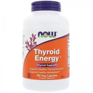 Now Thyroid Energy (90 капсул)