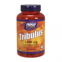 Now Foods Tribulus 1000mg 180 tablets