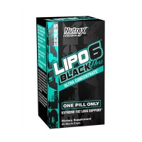Nutrex Lipo-6 black hers (60 капсул)