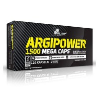 Olimp ArgiPower 1500 Mega 120 капсул
