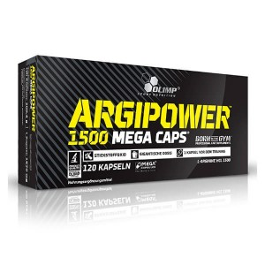 Olimp ArgiPower 1500 Mega 120 капсул