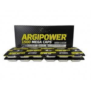 Olimp ArgiPower 1500 Mega 30 капсул