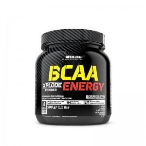 Olimp Bcaa xplode energy 500 грамм