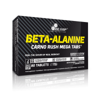 Olimp Beta-Alanine CARNO-RUSH 80 таблеток