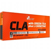 Olimp CLA with Green Tea plus L-carnitin Sport Edition 60 caps