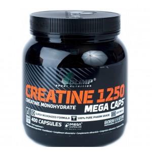 Olimp creatine 1250mg 400 mega caps (200 порций)