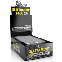 Olimp L-glutamine 1400mg 30 mega caps 15 порций
