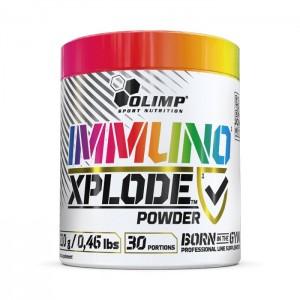Olimp Immuno Xplode (цитрус-лимонад) 210 грамм