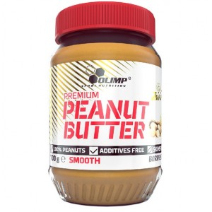 Olimp Peanut Butter Smooth 700 грамм
