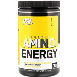 Optimum Nutrition Essential Amino Energy 270 грамм