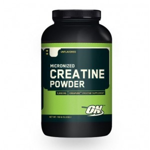 Optimum Nutrition creatine powder creapure 150 грамм