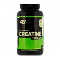 Optimum Nutrition creatine powder creapure 300 грамм