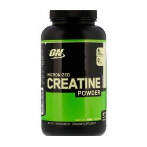 Optimum Nutrition creatine powder creapure 300 грамм