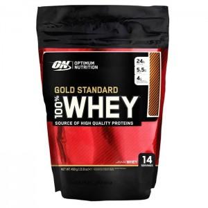 Optimum Nutrition Gold Standard 100% Whey 450 грамм