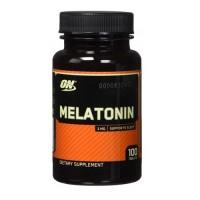Optimum Nutrition Melatonin 3 mg 100 таблеток (мелатонин)