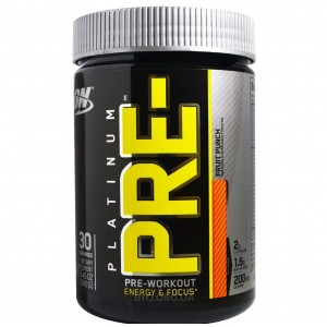 Optimum Nutrition Platinum Pre-workout 240 грамм