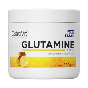 OstroVit L-Glutamine 300g Lemon