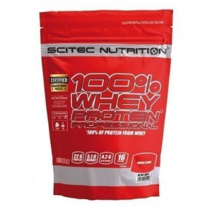 Scitec Nutrition 100% Whey Protein professional 500 грамм