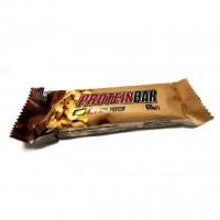 Power Pro протеиновый батончик с арахисом и карамелью 60 грамм