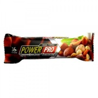 Power Pro Nutella 36% с орехами (батончик)