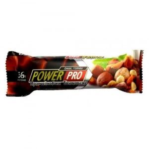 Power Pro Nutella bar 36% с орехами