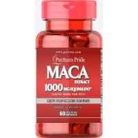 Puritans Pride Maca exotic herb for men 1000 mg 60 caps