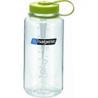 Бутылка для воды Nalgene (2178-X02X) Wide Mouth 1L Clear