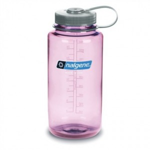 Бутылка для воды Nalgene (2178-X02X) Wide Mouth 1L Cosmo