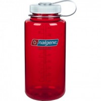 Бутылка для воды Nalgene (2178-X02X) Wide Mouth 1L Outdoor Red