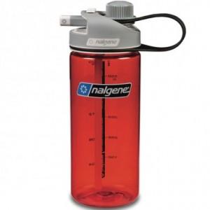 Nalgene спортивная бутылка для воды MultiDrink Red 650 мл