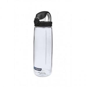 Nalgene On The Fly Beet спортивная бутылка для воды Clear Black 650 мл