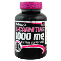 Biotech Usa L-carnitine 60 tabs 1000mg