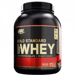 Optimum Nutrition Gold Standard 100% Whey 2270 грамм