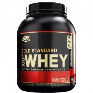 Optimum Nutrition Gold Standard 100% Whey 2270 грамм