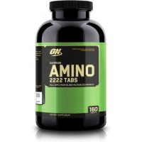 Optimum Nutrition Superior Amino 2222 160 таблеток