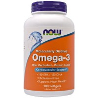 NOW omega 3 100 softgels