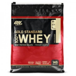 GOLD STANDARD 100% WHEY 10 LB (4.5 КГ)