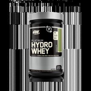 Optimum nutrition platinum hydro whey 800 грамм