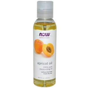 Now apricot oil 110 ml