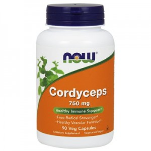 CORDYCEPS 750MG (90 CAPS)