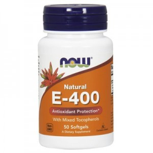 E-400 MIXED (50 SOFTGELS)