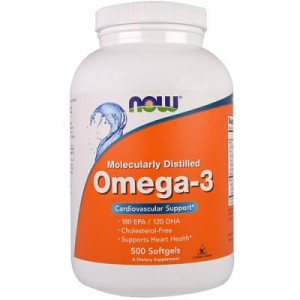 NOW - Omega-3 (200 softgels)